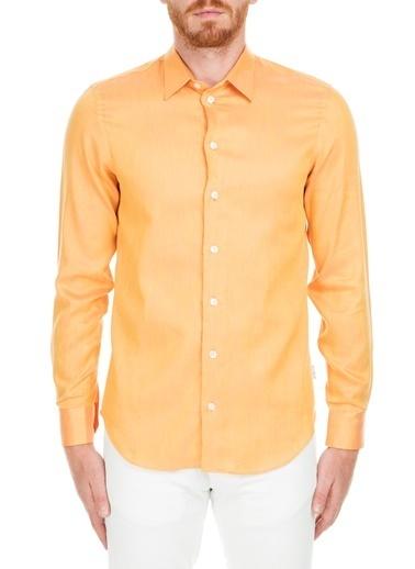 Armani Collezioni Gömlek Oranj